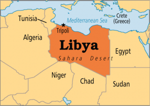 Libya is one of the largest countries in Africa